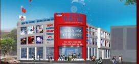 Khánh thành trung tâm điện máy Thiên Hòa